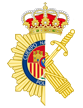 Escudo Guardia Civil / Cuerpo Nacional de Policía