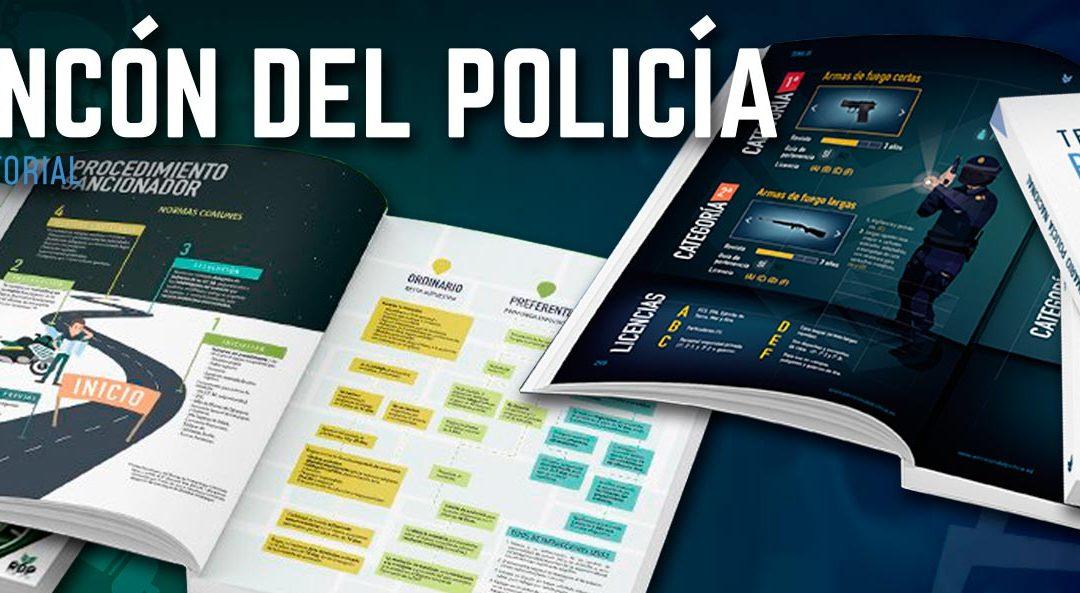 Acuerdo de colaboración con EL RINCÓN DEL POLICÍA (RDP)