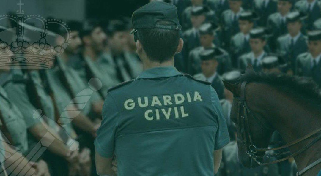 ¿Qué puedo llevar y qué no al examen de conocimientos de la Guardia Civil?